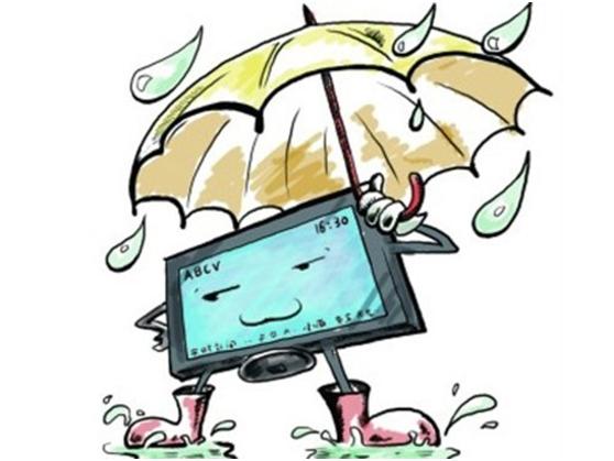 梅雨季杀到,保护好家电