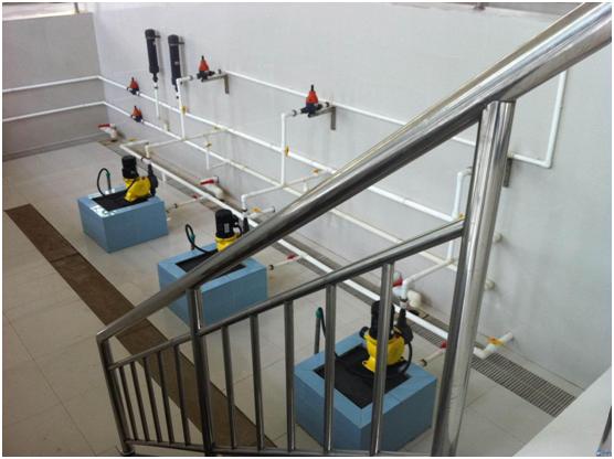 自来水厂、污水处理厂防潮选择德业除湿机